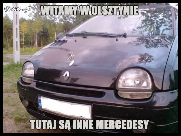 Witamy w Olsztynie